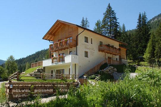 Hotel In Alta Badia La Villa